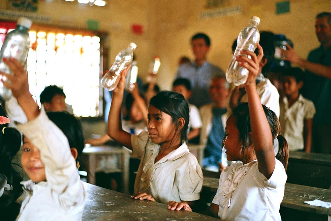 Cambodge Eau 2