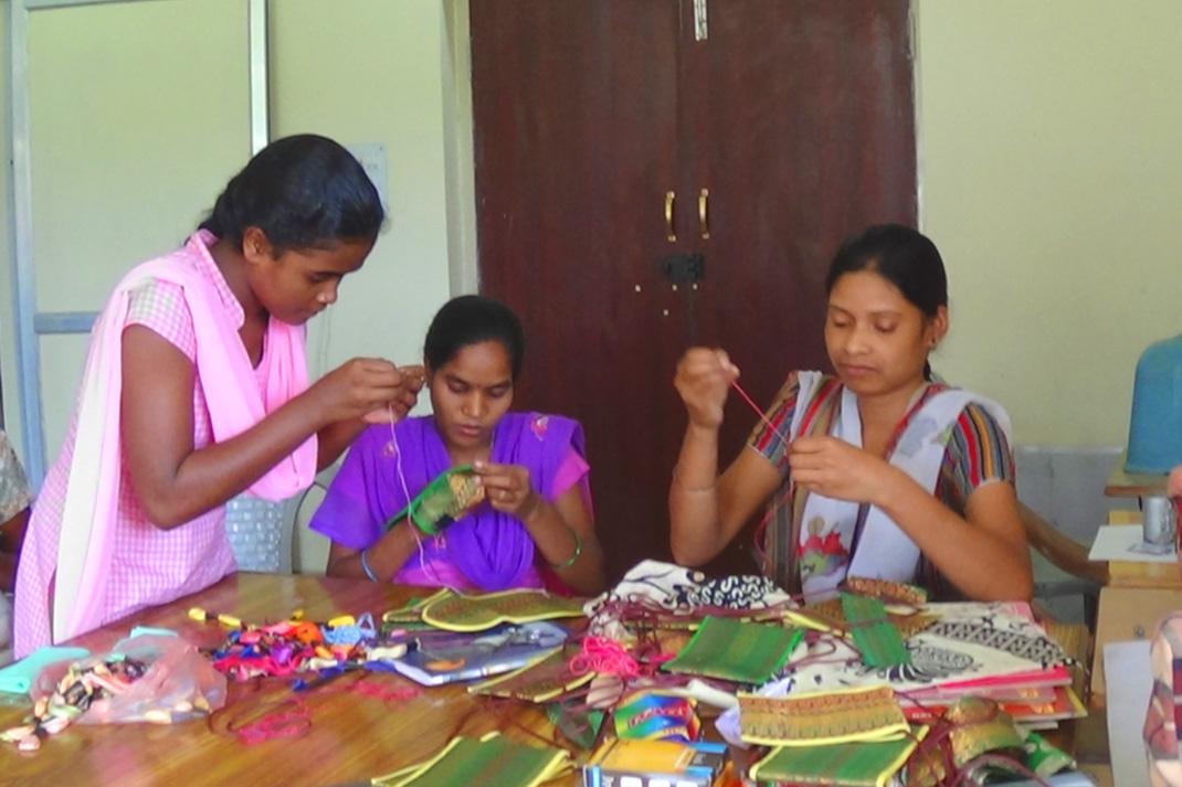 Indiennes Adivasi