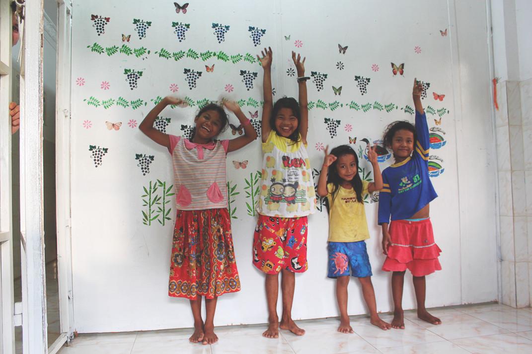 Orphelins Cambodge Fondation Jeloise Charruau