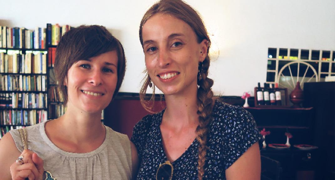 Volontaires Solidarit Internationale Fondation Heloise Charruau