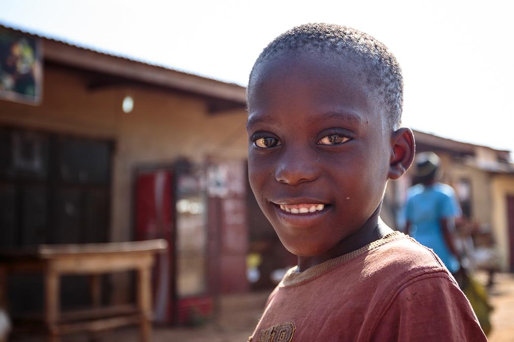 Benin Fondation Heloise Charruau Enfants Naworou 2