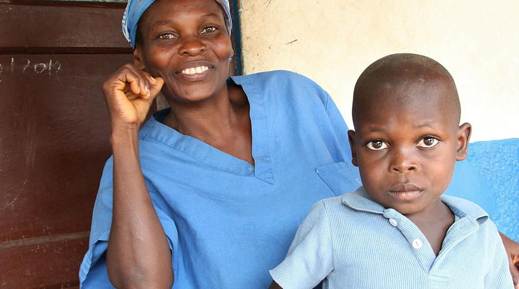 BENIN : Avancement Infirmerie Scolaire D'Alfa Kpara