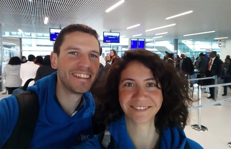 BENIN : François Et Charlotte, Un Couple De VSI Envoyés En Mission
