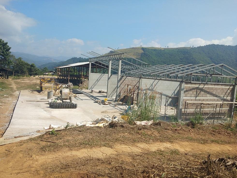 Fondation Heloise Charruau THAiLANDE Une Cooperative Agricole A Poblaki Pour Sortir De L'assistanat