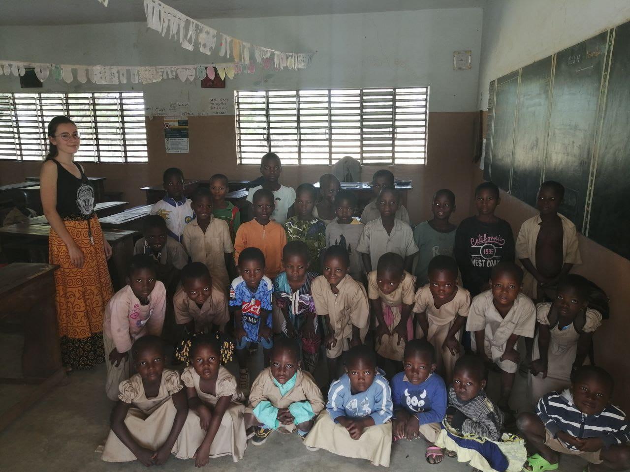 Benin Fondation Heloise Charruau Alfa Kpara
