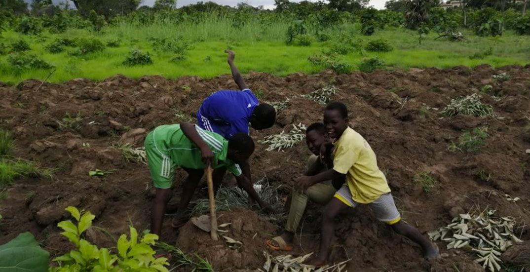 Benin Fondation Heloise Charruau
