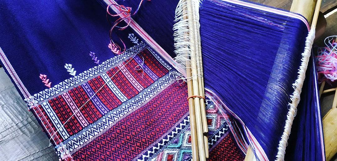 Tissage Thailande Maepo